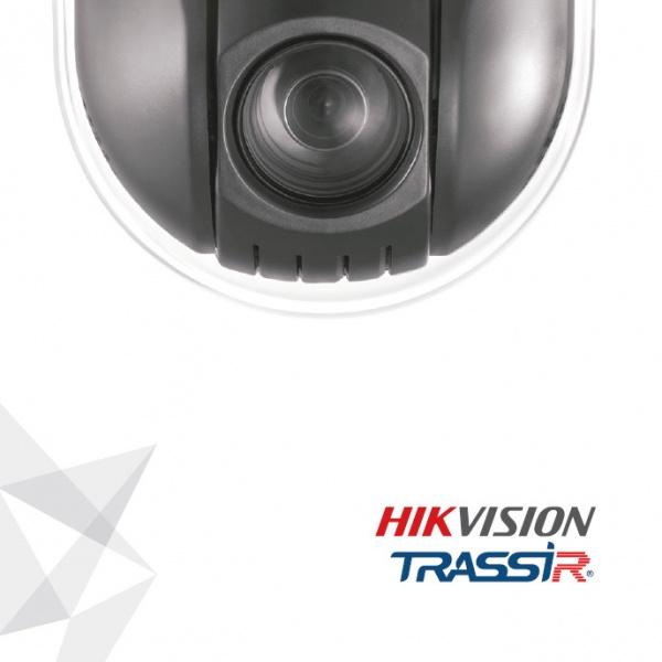 ПО TRASSIR и IP-камеры HikVision