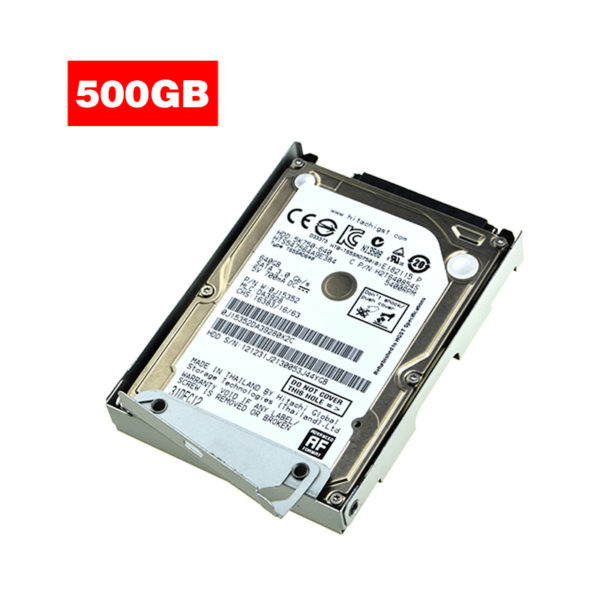 HDD SLIM WD 500 GB  3.0