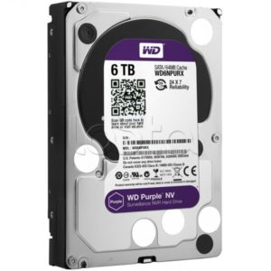 HDD Western Digital WD Purple 6 TB (WD10PURX) 3.0 WD60PURX